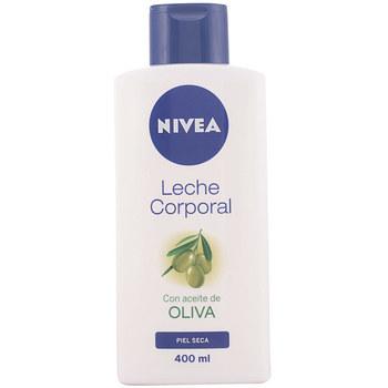 Beauté Hydratants & nourrissants Nivea Aceite De Oliva Leche Corporal Piel Seca  400 ml