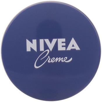Beauté Hydratants & nourrissants Nivea Lata Bleu Crema  250 ml