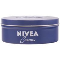 Beauté Hydratants & nourrissants Nivea Lata Bleu Crema  400 ml