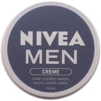 Beauté Homme Hydratants & nourrissants Nivea Men Creme Cara, Cuerpo Y Manos  150 ml