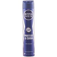 Beauté Homme Déodorants Nivea Men Protege & Cuida Deo Vaporisateur  200 ml