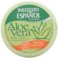 Beauté Hydratants & nourrissants Instituto Español Aloe Vera Crema Corporal