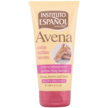 Beauté Hydratants & nourrissants Instituto Español Avena Crema Reparadora Zonas Muy Secas