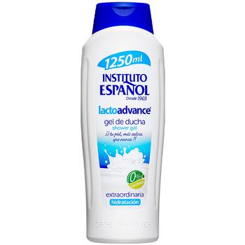 Beauté Produits bains Instituto Español Lactoadvance 0% Gel Douche