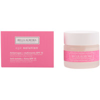 Beauté Femme Hydratants & nourrissants Bella Aurora Age Solution Antiarrugas & Reafirmante Spf15 50 Ml