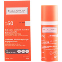 Beauté Protections solaires Bella Aurora Solar Gel Anti-manchas Pmg Spf50  50 ml