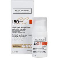 Beauté Femme Hydratants & nourrissants Bella Aurora Cc Cream Anti-manchas Tono Claro Spf50+  30 ml