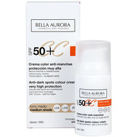 Beauté Femme Hydratants & nourrissants Bella Aurora Cc Cream Anti-manchas Tono Medio Spf50+  30 ml