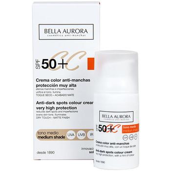 Beauté Femme Hydratants & nourrissants Bella Aurora Cc Cream Anti-manchas Tono Medio Spf50+  30 ml