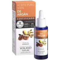 Beauté Femme Protections solaires Voland Nature Voland Aceite Puro 100% De Argan  30 ml