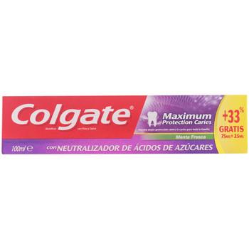 Beauté Accessoires visages Colgate Maximum Protection Anti-caries Dentífrico 75ml+33%