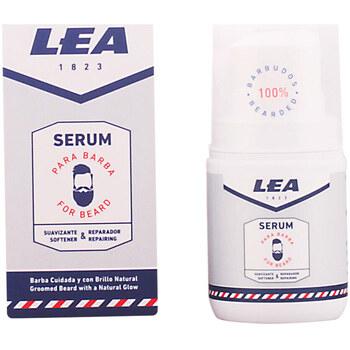 Beauté Homme Soins & Après-shampooing Lea Barba Serum Suavizante  Y Reparador