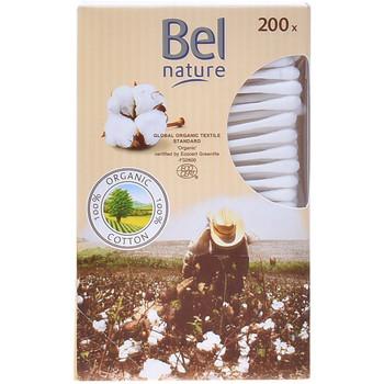 Beauté Démaquillants & Nettoyants Bel Nature Bastoncillos Algodón 100% Orgánico  200 pz