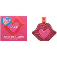 Beauté Femme Eau de toilette Agatha Ruiz de la Prada Beso Edt Vaporisateur  100 ml
