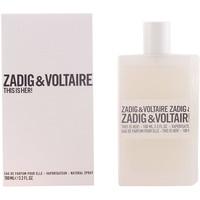 Beauté Femme Eau de parfum Zadig & Voltaire This Is Her! Edp Vaporisateur