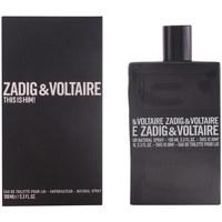 Beauté Homme Eau de toilette Zadig & Voltaire This Is Him! Eau De Toilette Vaporisateur