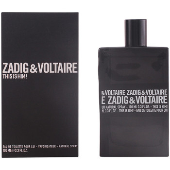 Beauté Homme Eau de toilette Posseidon This Is Him! Edt Vaporisateur  100 ml