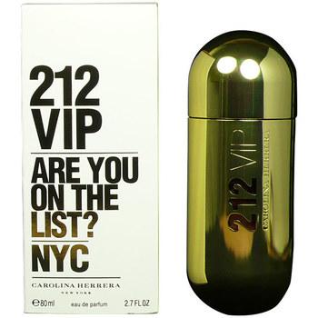 Beauté Femme Eau de parfum Carolina Herrera 212 Vip Edp Vaporisateur  80 ml