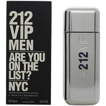 Beauté Homme Eau de toilette Carolina Herrera 212 Vip Men Edt Vaporisateur  100 ml