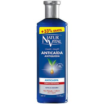 Beauté Shampooings Naturaleza Y Vida Shampoing Anticaida Anticaspa 300 +100 Ml 400 ml