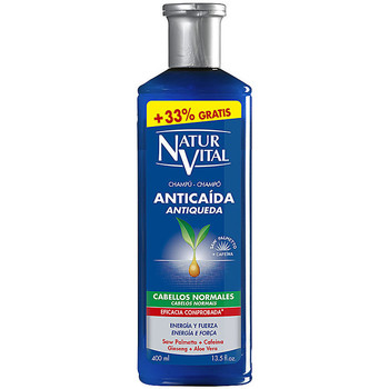 Beauté Shampooings Naturaleza Y Vida Shampoing Anticaida Cabello Normal 300 +100 Ml 400 ml