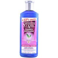 Beauté Shampooings Natur Vital Shampoing Anticaida Antirotura 300+100 Ml