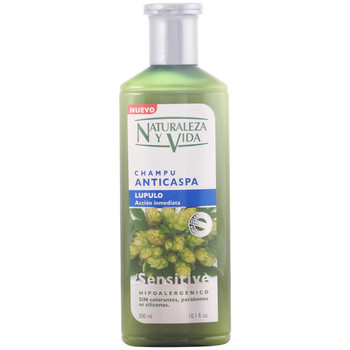 Beauté Shampooings Natur Vital Shampoing Sensitive Anticaspa