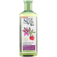 Beauté Shampooings Naturaleza Y Vida Shampoing Bio Ecocert Reparador  300 ml