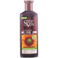 Beauté Shampooings Naturaleza Y Vida Shampoing Color Castaño  300 ml