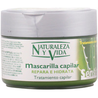 Beauté Shampooings Naturaleza Y Vida Masque Repara E Hidrata Sensitive  300 ml