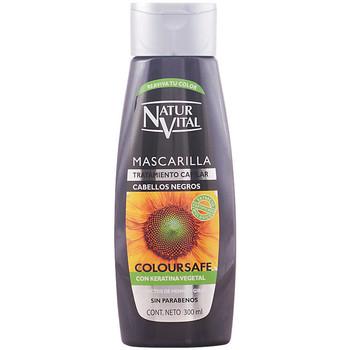 Beauté Soins & Après-shampooing Naturaleza Y Vida Masque Coloursafe Negro  300 ml