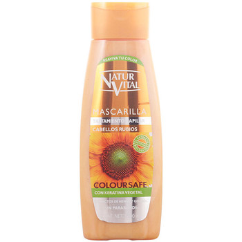 Beauté Soins & Après-shampooing Natur Vital Masque Coloursafe Rubio