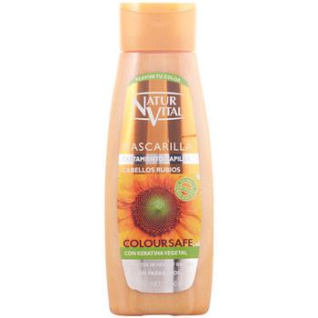 Beauté Soins & Après-shampooing Naturaleza Y Vida Masque Coloursafe Rubio  300 ml