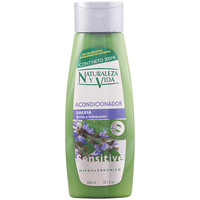 Beauté Shampooings Naturaleza Y Vida Acondicionador Sensitive Salvia  300 ml