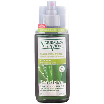 Beauté Soins & Après-shampooing Naturaleza Y Vida Hair Control Spray  200 ml