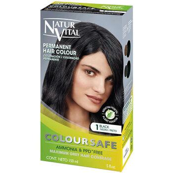 Beauté Accessoires cheveux Naturaleza Y Vida Coloursafe Tinte Permanente 1-negro  150 ml
