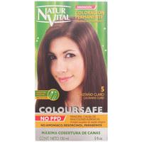 Beauté Colorations Natur Vital Coloursafe Tinte Permanente 5-castaño Claro