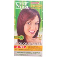Beauté Accessoires cheveux Naturaleza Y Vida Coloursafe Tinte Permanente 5.5-caoba  150 ml