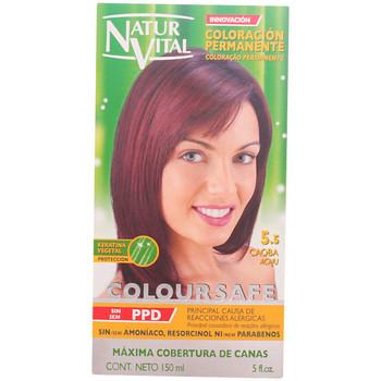 Beauté Accessoires cheveux Natur Vital Coloursafe Tinte Permanente 5.5-caoba