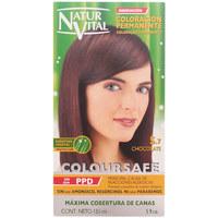 Beauté Accessoires cheveux Naturaleza Y Vida Coloursafe Tinte Permanente 5.7-chocolate  150 ml