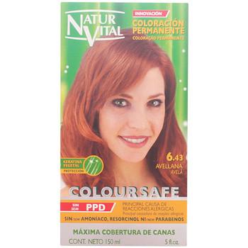Beauté Accessoires cheveux Naturaleza Y Vida Coloursafe Tinte Permanente 6.43-avellana  150 ml