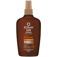 Beauté Protections solaires Ecran Sun Lemonoil Oil Vaporisateur Spf50  200 ml