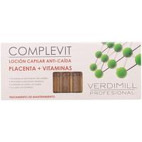 Beauté Coiffants & modelants Verdimill Profesional Anti-chute Placenta  12 ampollas