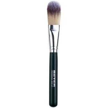 Beauté Homme Accessoires cheveux Beter Brocha Maquillaje Professional Maquillaje Líquido 17 Cm 1 pz