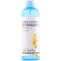 Beauté Femme Démaquillants & Nettoyants Tot Herba Tónico Cutaneo Agua De Hamamelis  200 ml