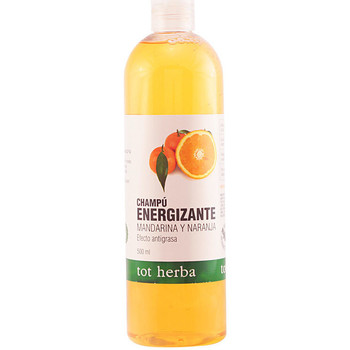 Beauté Femme Shampooings Tot Herba Champú Énergisante Mandarina Y Naranja  500 ml