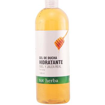 Beauté Femme Produits bains Tot Herba Gel Douche Hidratante Miel Y Jalea  1000 ml