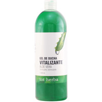 Beauté Femme Protections solaires Tot Herba Gel Douche Vitalizante Aloe Vera  1000 ml