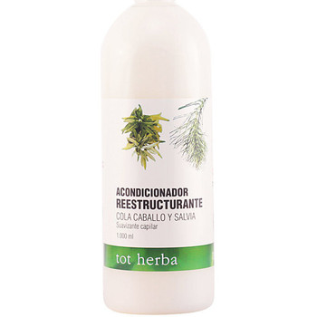 Beauté Soins & Après-shampooing Tot Herba Acondicionador Capilar Cola Caballo&salvia  1000 ml