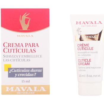 Beauté Femme Vernis à ongles Mavala Crema Cutículas  15 ml